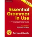 ESSENTIAL GRAMMAR IN USE (WITH ANSWERS) de MURPHI, Raymon