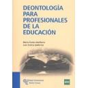 DEONTOLOGIA PARA PROFESIONALES DE LA EDUCACION (1C)