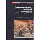 Democracia, República, Restauración. El legado epistolar de la familia Gras-Beránger (1857-1898)