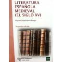 Literatura Española Medieval (el Siglo Xv) 45403 (1c)
