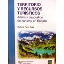 Territorio y recursos turísticos. Análisis geográfico del turismo en España