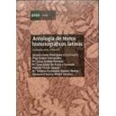 Antología de textos históriográficos latinos