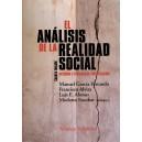 EL ANÁLISIS DE LA REALIDAD SOCIAL MÉTODOS Y TÉCNICAS DE INVESTIGACIÓN