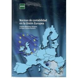 NORMAS DE CONTABILIDAD EN LA UNIÓN EUROPEA (nueva edición curso 2016-17)