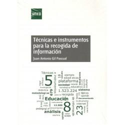 TÉCNICAS E INSTRUMENTOS PARA LA RECOGIDA DE INFORMACIÓN (nueva edición 2016-17)