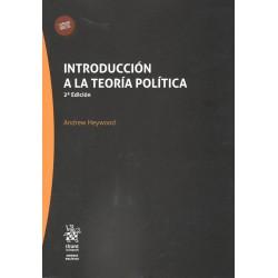 INTRODUCCIÓN A LA TEORÍA POLÍTICA