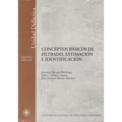 CONCEPTOS BÁSICOS DE FILTRADO ESTIMACIÓN E IDENTIFICACIÓN