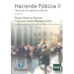 HACIENDA PÚBLICA II: TEORÍA DE LOS INGRESOS PÚBLICOS
