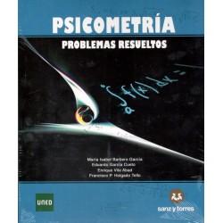 PSICOMETRÍA: PROBLEMAS RESUELTOS