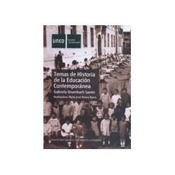 Temas de Historia de la Educacion Contemporanea (6301206, 49519)