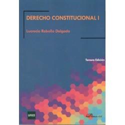 DERECHO CONSTITUCIONAL I (novedad curso 2015-16)