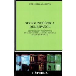 SOCIOLINGÜÍSTICA DEL ESPAÑOLA