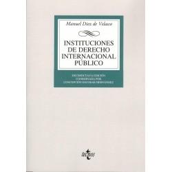Instituciones de Derecho Internac. Publico 18ª Ed. (51302)(anual)