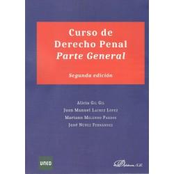 CURSO DE DERECHO PENAL. PARTE GENERAL (novedad curso 2015-16)