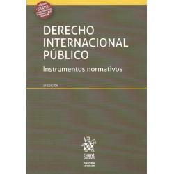 DERECHO INTERNACIONAL PÚBLICO: instrumentos normativos