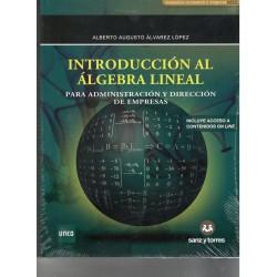 TEMAS DE ÁLGEBRA LINEAL PARA ADMINISTRACIÓN Y DIRECCIÓN DE EMPRESAS