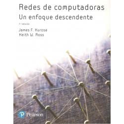 REDES DE COMPUTADORAS: UN ENFOQUE DESCENDENTE (nueva edición curso 2017-18)