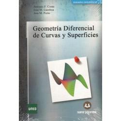 Notas de Geometria Diferencial de Curvas y Superficies(2v)