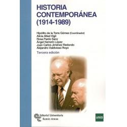 HISTORIA CONTEMPORANEA 1914-1989 2C