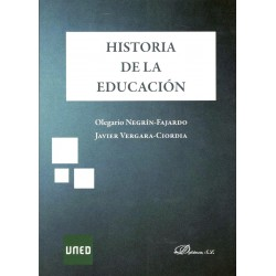 HISTORIA DE LA EDUCACION (educ.social,pedag.)