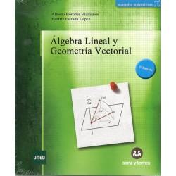 ÁLGEBRA LINEAL Y GEOMETRÍA VECTORIAL (novedad curso 2015-16)