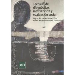 Tecnicas de Diagnostico Intervencion y Evaluacion Social (curs Pont)