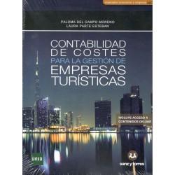 Contabilidad de Costes y de Gestion para la Empresa Turistica (1c)