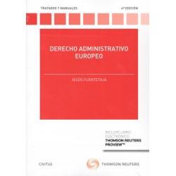 DERECHO ADMINISTRATIVO EUROPEO (nueva edición curso 2016-17)