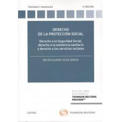 DERECHO DE LA PROTECCIÓN SOCIAL (nueva edición curso 2016-17)