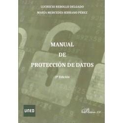MANUAL DE PROTECCIÓN DE DATOS (novedad curso 2017-18)