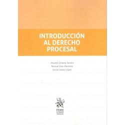INTRODUCCIÓN AL DERECHO PROCESAL (novedad curso 2020-21)