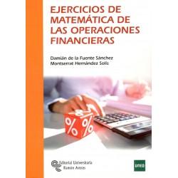 EJERCICIOS DE MATEMÁTICA FINANCIERA (novedad curso 2015-16)