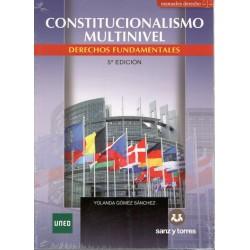 CONSTITUCIONALISMO MULTINIVEL: DERECHOS FUNDAMENTALES (novedad curso 2015-16)