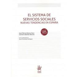 EL SISTEMA DE SERVICIOS SOCIALES. NUEVAS TENDENCIAS EN ESPAÑA (novedad curso 2020-21)