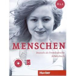 MENSCHEN A1.1 ARBEITSBUCH