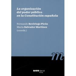 LA ORGANIZACIÓN DEL POLDER PÚBLICO EN LA COSNTITUCIÓN ESPAÑOÑA (novedad curso 2020-21)
