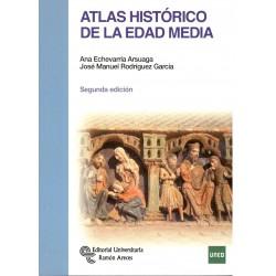 ATLAS HISTORICO DE LA EDAD MEDIA (6701110)1C