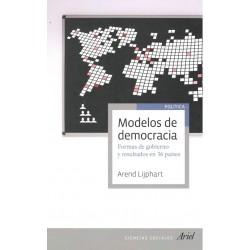 MODELOS DE DEMOCRACÍA. Formas de gobierno y resultados en 36 paises