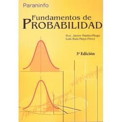 Fundamentos de Probabilidad. 2ª Ed.