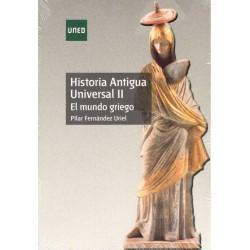 Historia Antigua Universal II. El Mundo Griego (6701109)