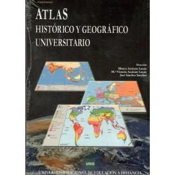 Atlas Histórico y Geográfico Universitario COMPLEMENTARIO