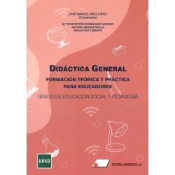 DIDÁCTICA. FORMACIÓN BÁSICA PARA PROFESIONALES DE LA EDUCACIÓN (novedad curso 2015-16)
