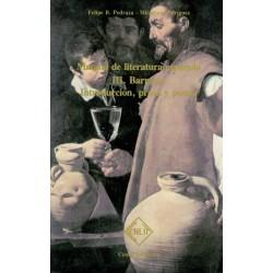 Manual de Literatura. Tomo III Barroco(45502)