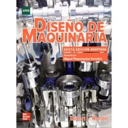 DISEÑO DE MAQUINARIA.SINTESIS Y ANALISIS DE MAQUINAS (electrica,mec. electronica