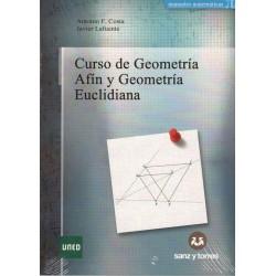Curso de Geometria Afin y Geometria Euclideana (1c)