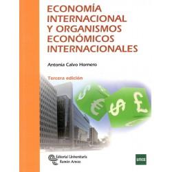 ECONOMÍA INTERNACIONAL Y ORGANISMOS ECONÓMICOS INTERNACIONALES (nueva edición curso 2016-17)