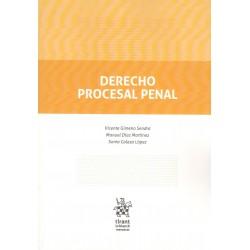 MANUAL DE DERECHO PROCESAL PENAL (novedad curso 2015-16)