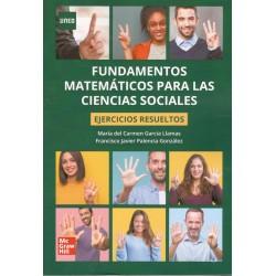 FUNDAMENTOS MATEMÁTICOS PARA LAS CIENCIAS SOCIALES (novedad curso 2019-20)