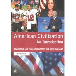 AMERICAN CIVILIZATION. AN INTRODUCTION (1C) 9780415583282
