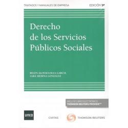 DERECHO DE LOS SERVICIOS PÚBLICOS SOCIALES